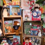 Elf on the Shelf and other holiday fun at Village Toy Shoppe in New Hope