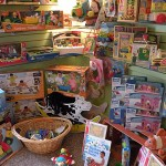 Infant and toddler toys at Village Toy Shoppe in New Hope