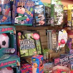 Magic toys at Village Toy Shoppe in New Hope