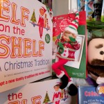 """Selfie Elfie"" at Village Toy Shoppe in New Hope"