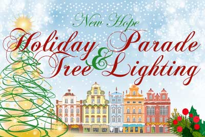 New Hope Holiday Parade & Tree Lighting
