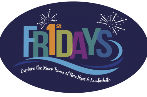 First-Fridays-Lambertville-New-Hope