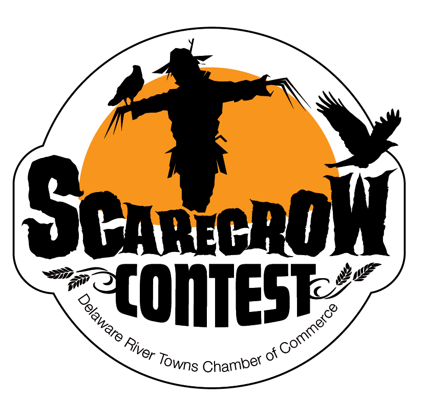 Scarecrow Contest brought to you by Delaware River Towns Chamber of Commerce
