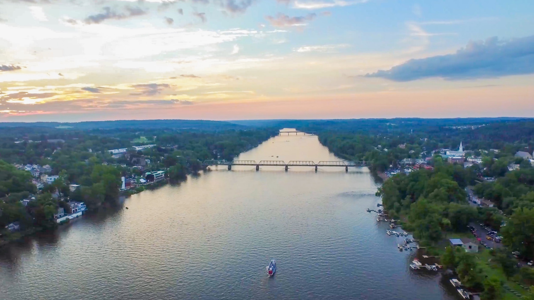 Delaware River Towns, Lambertville, New Hope, Bucks and Hunterdon